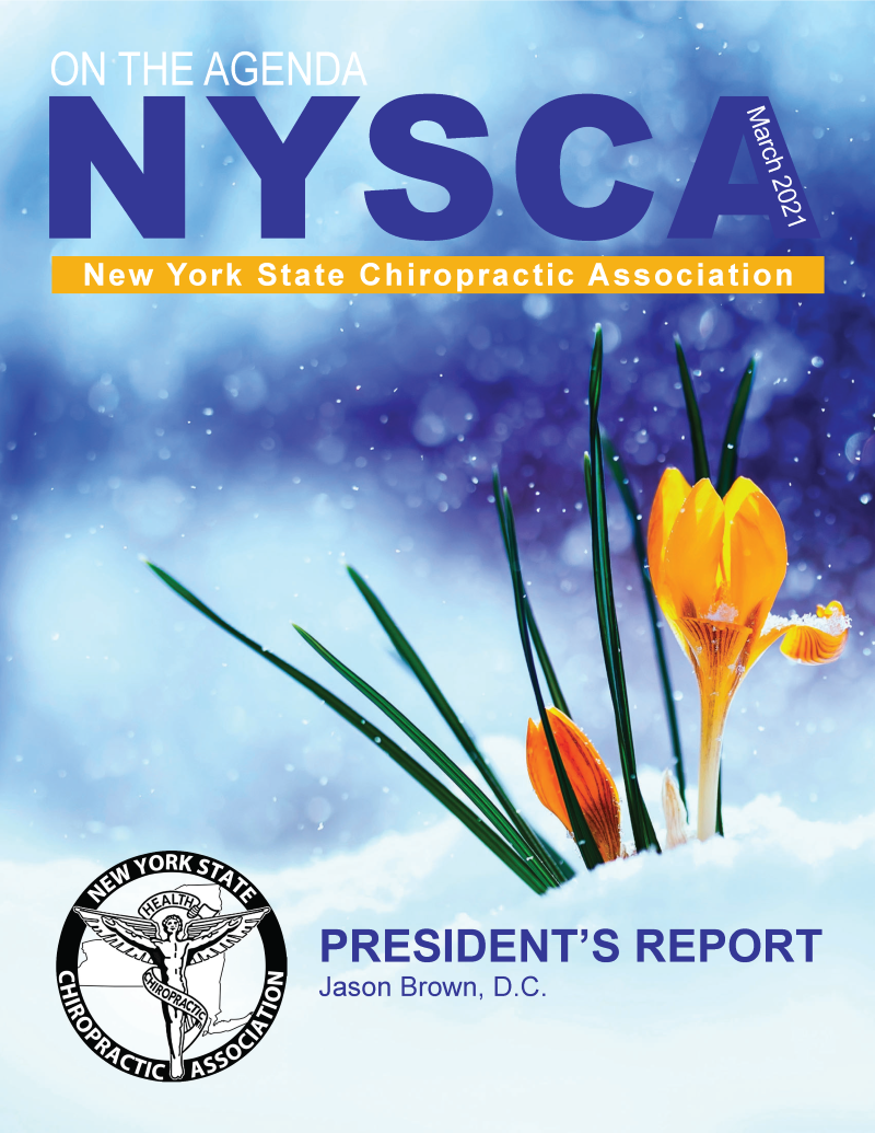 NYSCA On The Agenda
